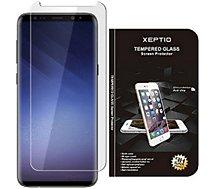 Protège écran Xeptio  Samsung Galaxy S9 verre trempé glass