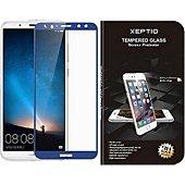 Protège écran Xeptio Samsung Galaxy S9 Plus verre trempé bleu
