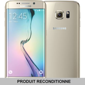 Samsung Galaxy S6 Edge Or Stellaire 32 Go 				 			 			 			 				reconditionné