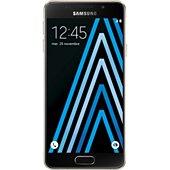 Smartphone Samsung Galaxy A3 Gold Ed.2016 16 Go Reconditionné