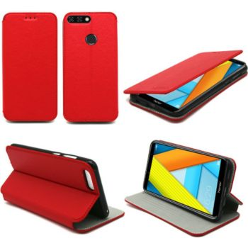 Xeptio Huawei Honor 7A Etui rouge