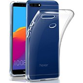 Coque Xeptio Honor 7C gel tpu