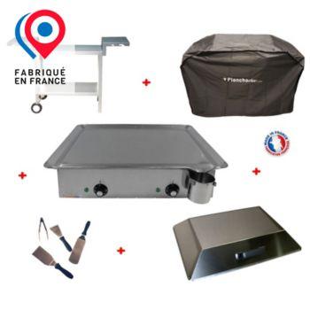Planchaelec PACK PLANCHA CLASSIC 600 INOX