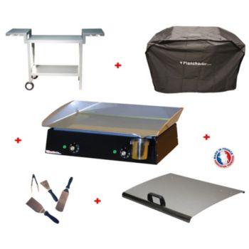 Planchaelec PACK PLANCHA LUX 600 CARBON