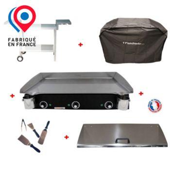 Planchaelec PACK PLANCHA LUX 830 CARBON