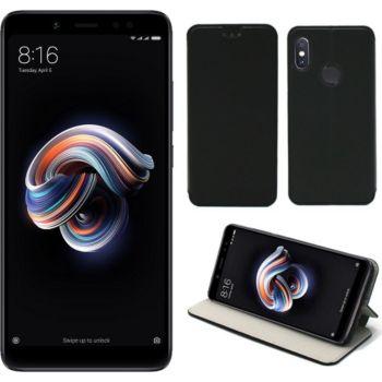Xeptio Xiaomi Redmi Note 5 Etui noir