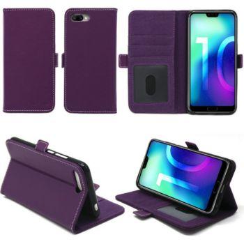 Xeptio Honor 10 portefeuille violet