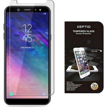 Xeptio Samsung Galaxy A6 Plus 2018 vitre