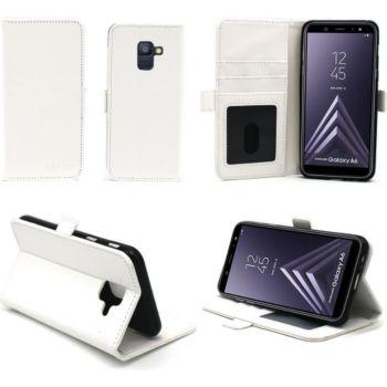 Xeptio Samsung Galaxy A6 2018 protection blanc