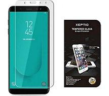 Protège écran Xeptio Samsung Galaxy J6 2018 verre trempé