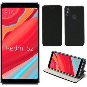 Xeptio Xiaomi Redmi S2 Etui noir