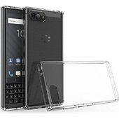 Coque Xeptio Blackberry Key2 gel tpu transparent