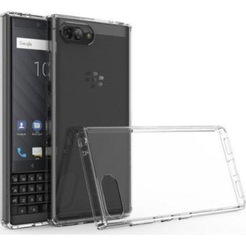 Xeptio Blackberry Key2 gel tpu transparent