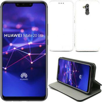 Xeptio Huawei Mate 20 LITE Etui blanc Slim