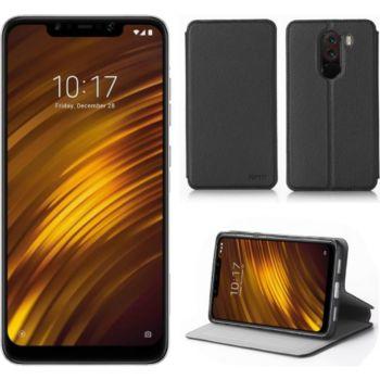 Xeptio Xiaomi Pocophone F1 Etui noir