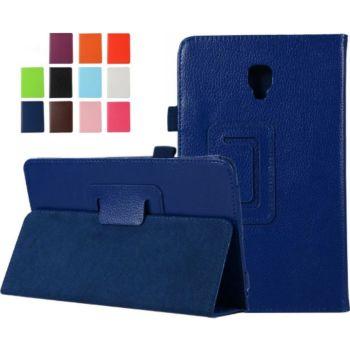 Xeptio Samsung Galaxy Tab A 10,5 Etui bleu Slim