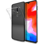 Coque Xeptio One Plus 6T gel tpu antichoc