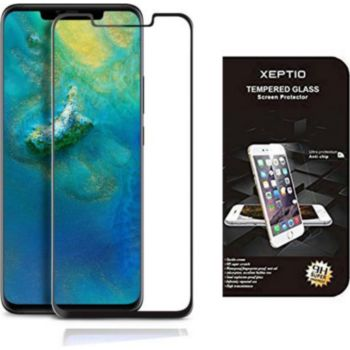 Xeptio Huawei Mate 20 PRO verre trempé noir