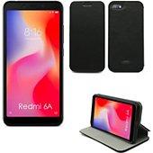 Housse Xeptio Xiaomi Redmi 6A Etui noir