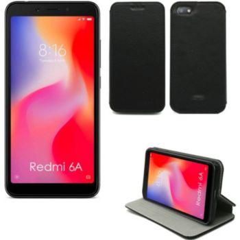 Xeptio Xiaomi Redmi 6A Etui noir