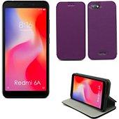 Housse Xeptio Xiaomi Redmi 6A Etui violet Slim