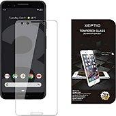 Protège écran Xeptio Google Pixel 3 verre trempé vitre