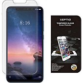Protège écran Xeptio Xiaomi Redmi Note 6 PRO verre trempé
