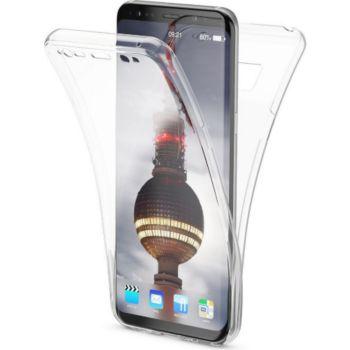 Xeptio Samsung Galaxy A7 2018 gel tpu intégrale