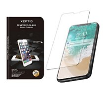 Protège écran Xeptio  Apple iPhone XR verre trempé vitre