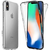 Coque Xeptio Apple iPhone XS MAX gel tpu intégrale