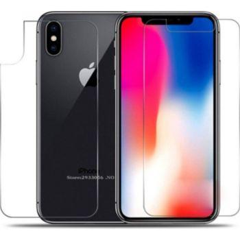 Xeptio Apple iPhone XS double vitre
