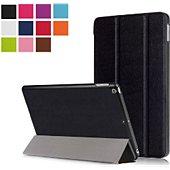 Housse Xeptio iPad PRO 10,5 Etui noir