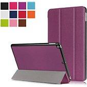 Housse Xeptio iPad PRO 10,5 Etui violet Slim