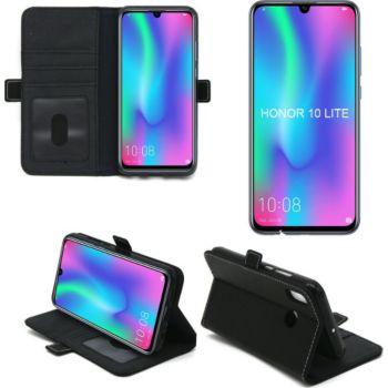 Xeptio Huawei Honor 10 LITE portefeuille noir