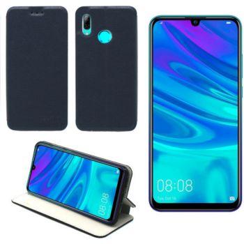 Xeptio Huawei P Smart 2019 Etui bleu Slim
