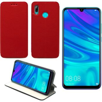 Xeptio Huawei P Smart 2019 Etui rouge Slim