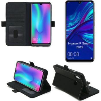 Xeptio Huawei P Smart 2019 portefeuille noir