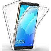 Coque Xeptio Huawei Y6 2018 gel tpu intégrale