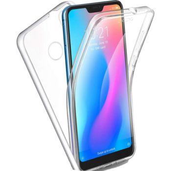 Xeptio Xiaomi Redmi Note 5 gel tpu intégrale