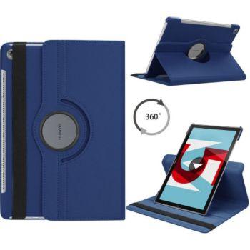 Xeptio HUAWEI MediaPad M5 10,8 rotatif bleu
