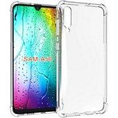 Coque Xeptio Samsung Galaxy A50 gel tpu antichoc