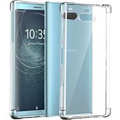 Coque Xeptio Sony Xperia 10 Plus gel tpu antichoc