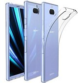 Coque Xeptio Sony Xperia 10 Plus gel tpu