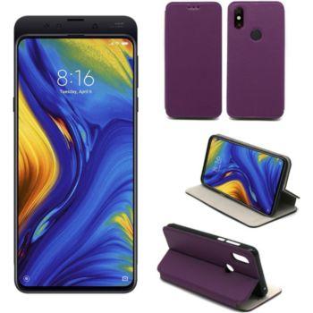 Xeptio Xiaomi Mi Mix 3 Etui violet Slim