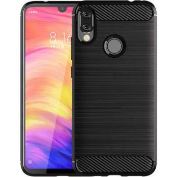 Xeptio Xiaomi Redmi Note 7 carbone noir