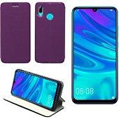 Housse Xeptio Huawei P30 Etui violet Slim