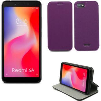 Xeptio Xiaomi Redmi 6A Etui violet Slim