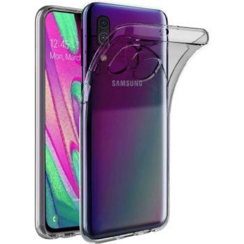 Xeptio Samsung Galaxy A40 gel tpu