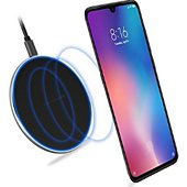 Chargeur induction Xeptio Station charge Apple iPhone X