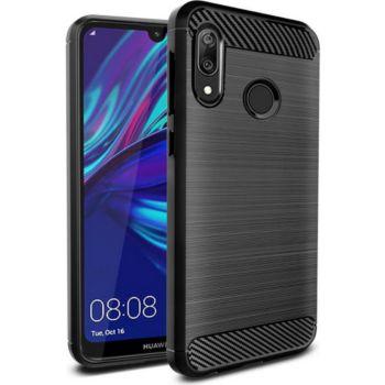 Xeptio Huawei Y7 2019 carbone noir